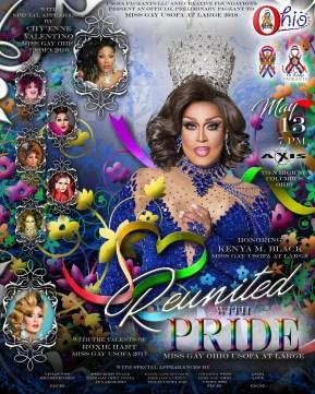 Show Ad | Miss Gay Ohio USofA at Large | Axis Night Club (Columbus, Ohio) | 5/13/2018
