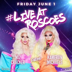 Show Ad   Roscoe's Tavern (Chicago, Illinois)   6/1/2018