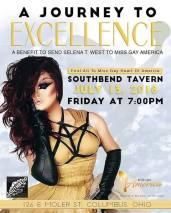Show Ad | Southbend Tavern (Columbus, Ohio) | 7/13/2018