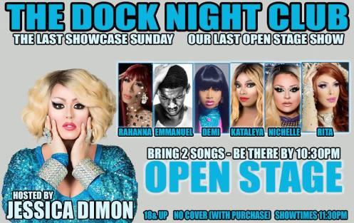 Show Ad   The Dock (Cincinnati, Ohio)   2/11/2018