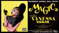 Show Ad | Magic Hour Rooftop Bar & Lounge (New York, New York) | 4/8/2018