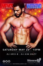 Show Ad | The Stonewall Inn (New York, New York) | 5/26/2018