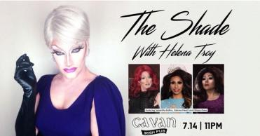 Show Ad | Cavan Irish Pub (Columbus, Ohio) | 7/14/2018