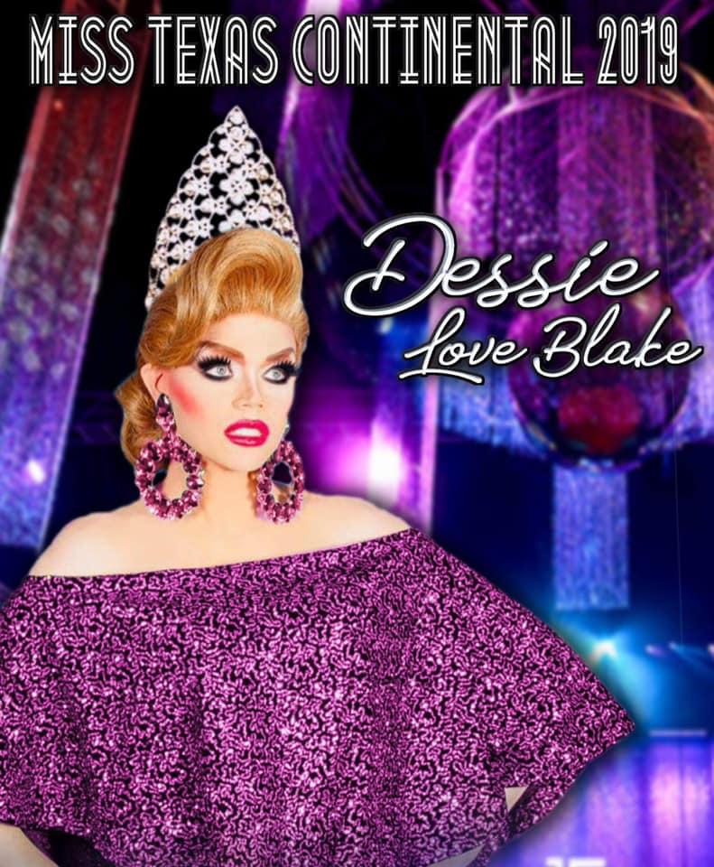 Dessie Love Blake