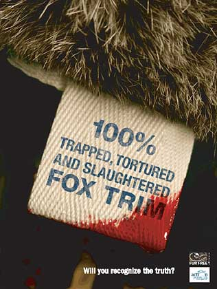 Again BCBG Violates Pledge To Not Sell Fur please sign