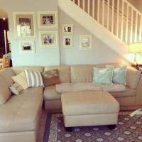 House Tour: Our Living Room - Our Cone Zone