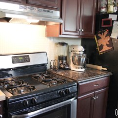 Kitchen Facelift Before And After Bridge Faucet House Tour Complete Our Cone Zone