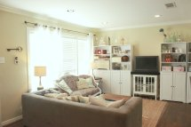 Cottage Living Room Modern House