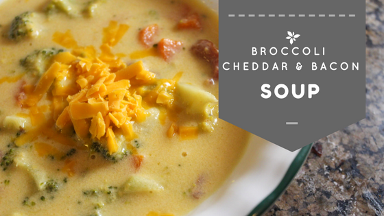 broccoli cheddar oup