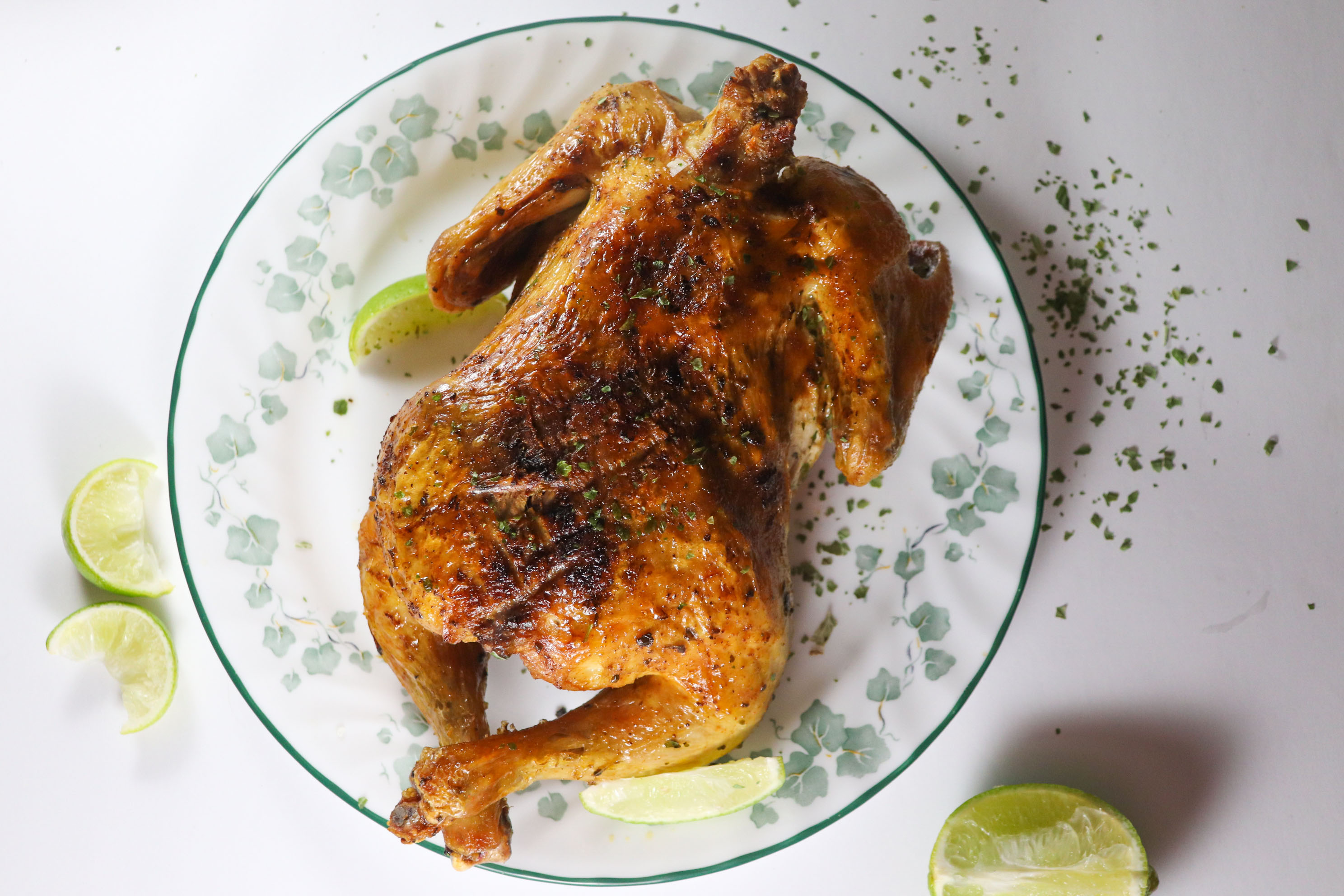 Cilantro Lime Whole Chicken