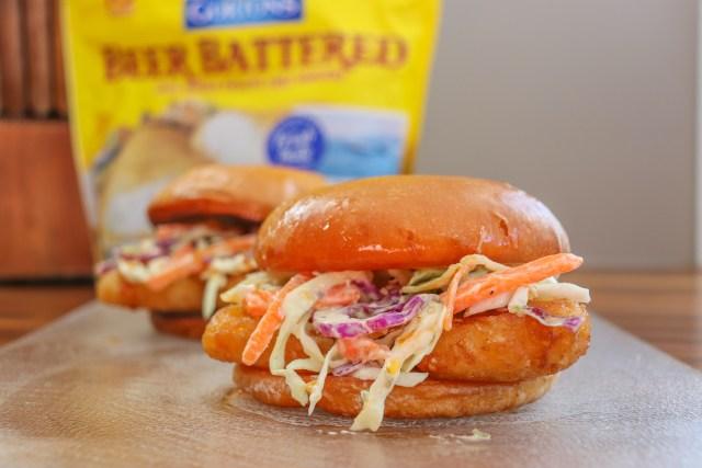 nashville hot fish sandwich