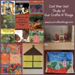 Our Crafts N Things Blog Archive Civil War Unit Study Part 1