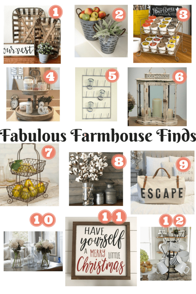 Holiday Gift Guide Farmhouse Edition Our Crafty Mom