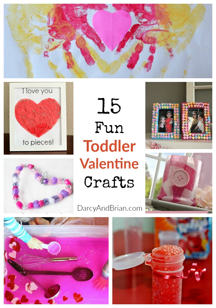 http://www.darcyandbrian.com/toddler-valentine-crafts/