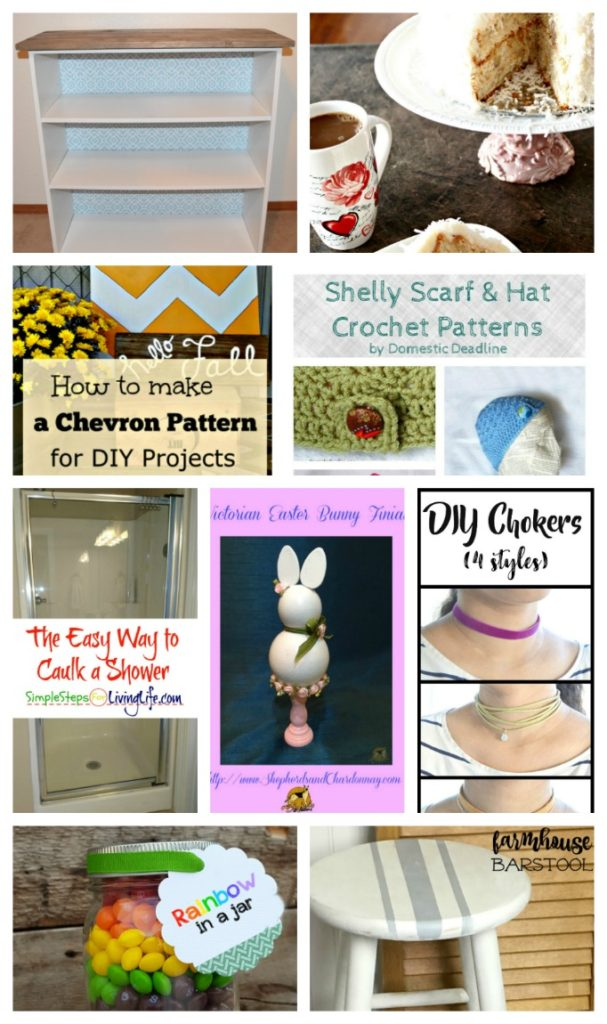 Come join the fun and link your blog posts at the Home Matters Linky Party 124. Find inspiration recipes, decor, crafts, organize -- Door Opens Friday EST.