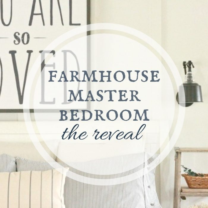 The Ultimate Farmhouse Master Bedroom - Twelve On Main - HMLP 144 Feature