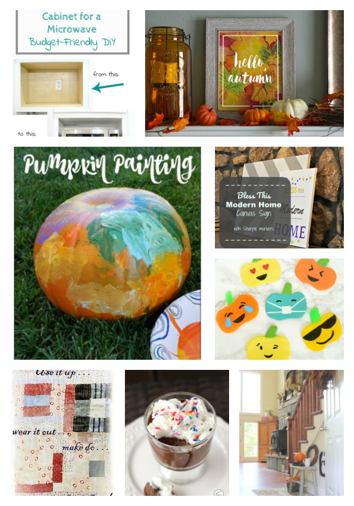 Come join the fun and link your blog posts at the Home Matters Linky Party 154. Find inspiration recipes, decor, crafts, organize -- Door Opens Friday EST.