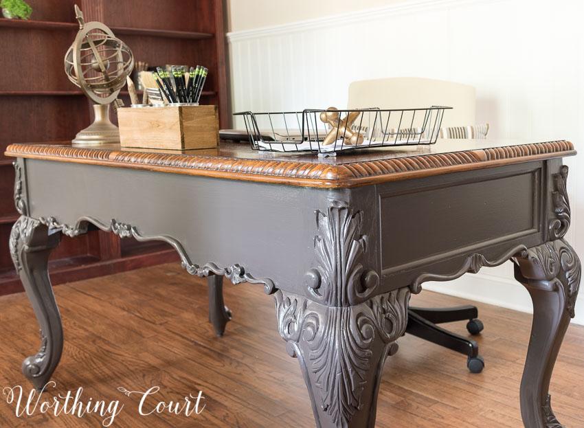 Painted Furniture Ideas Part - 37: 25 Farmhouse Style Gray Painted Furniture Ideas Centsible Chateau  #farmhousestyle #graypaintedfurniture #diy