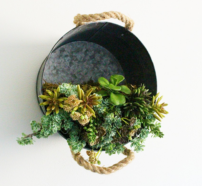 Galvinized-Bucket-Hanging-Succulent-Planter-Our-Crafty-Mom-4 (1)