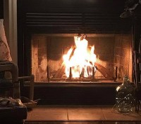 How To Light Your Wood Fireplace The Easy Way Our Crafty Mom