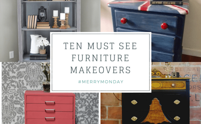 10 Amazing Diy Furniture Makeovers You Must See