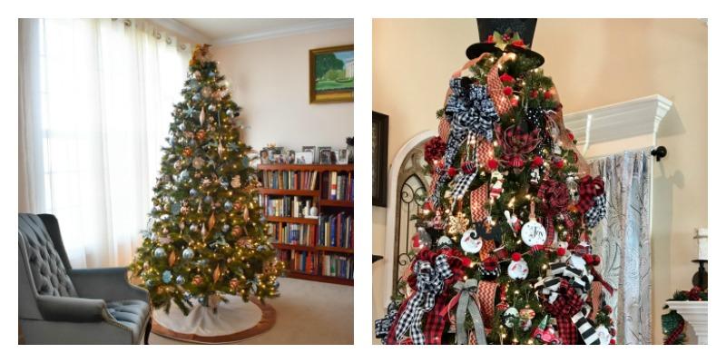 christmas tree hop