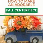 Make An Adorable Diy Dollar Tree Fall Centerpiece