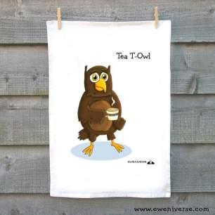 Tea T-Owl
