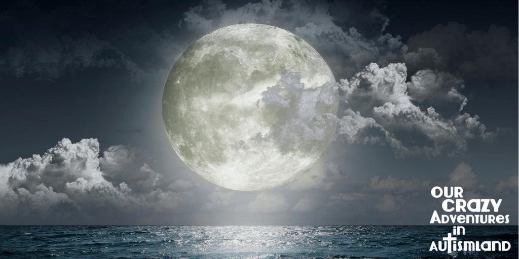 why a full moon