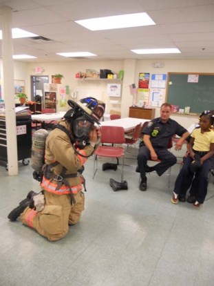 Fire Department Visit 2015 (21)
