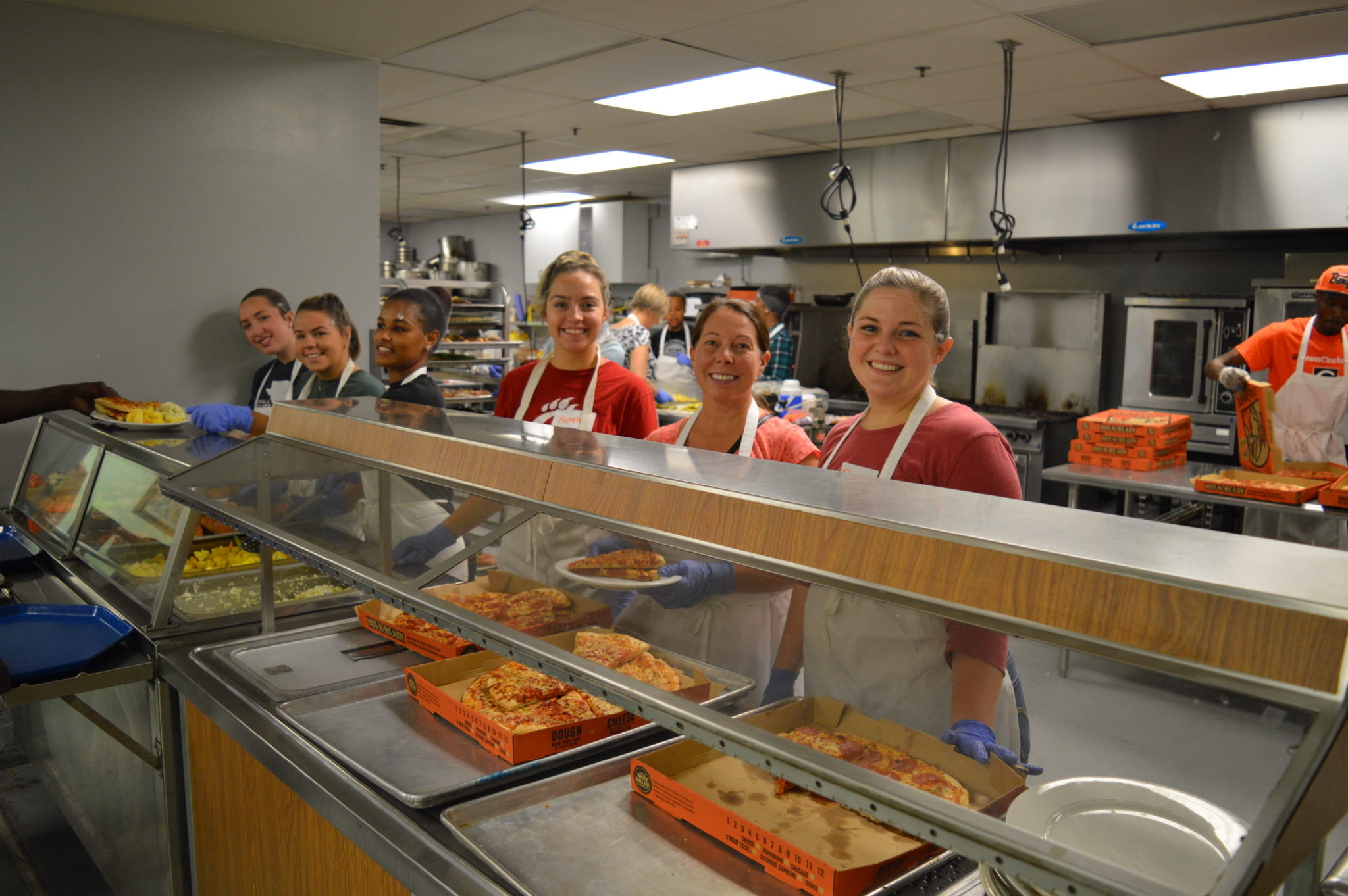 Little Caesars Love Kitchen Our Daily Bread