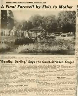rare-newspaper-article-elvis-sayiing-goodbye-glayds-died