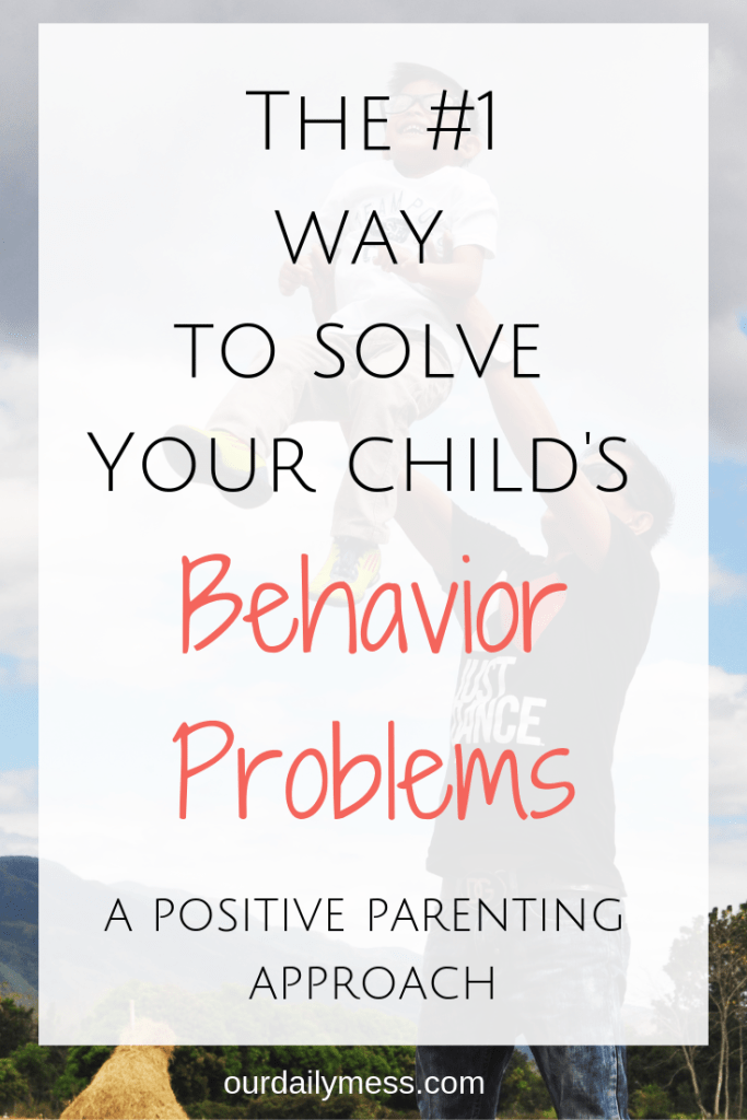 Solve Your Child's Behavior Problems