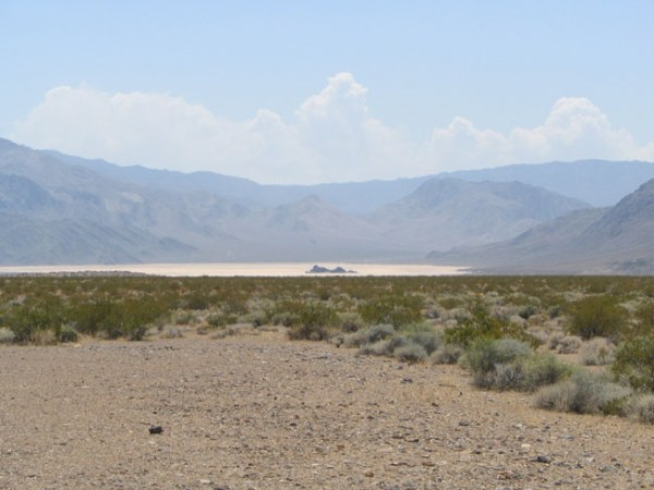 Death Valley The Racetrack and Hunter Mountain Our
