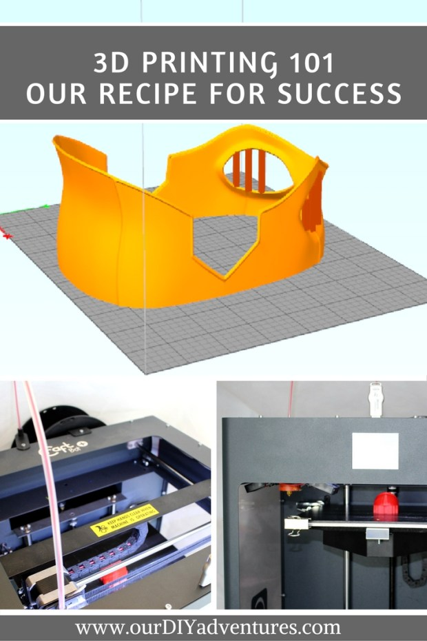 3DPrinting How To Craftbot Printer