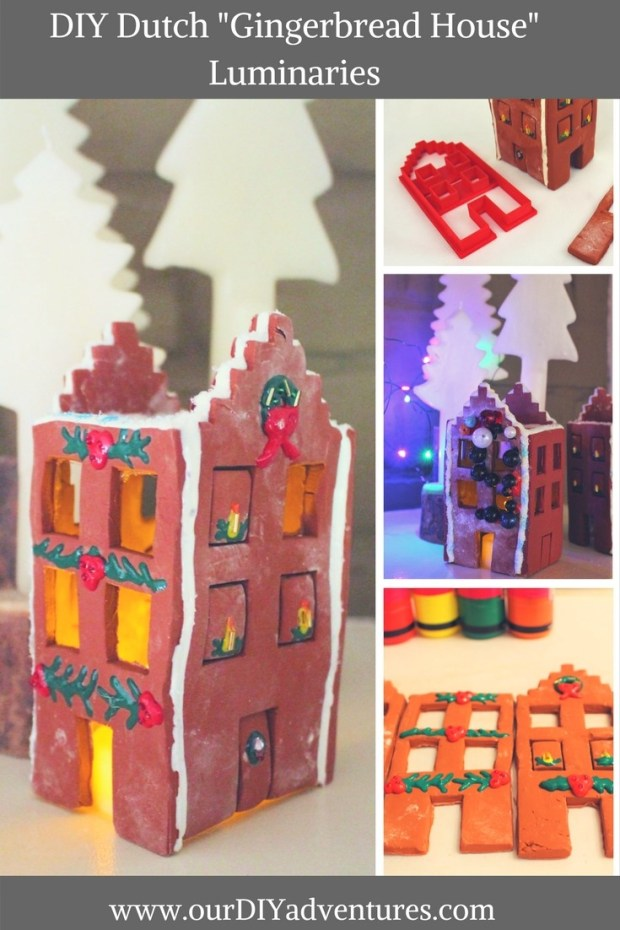 BlogPins LUMINARY Dutch House Gingerbread