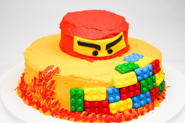 Stupendous Lego Ninjago Birthday Party Diy 3 Keys For Success Our Diy Funny Birthday Cards Online Inifofree Goldxyz