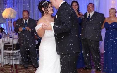Mission Inn Resort – Snow Winter Wedding