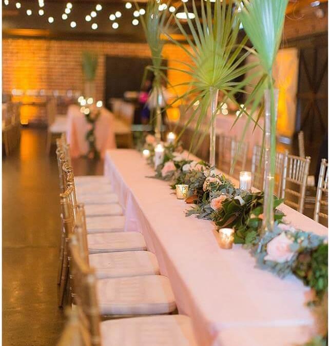 Winter Park Farmers Market Wedding and Ceremony at Leu Gardens