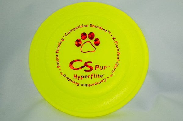 CS Pup Yellow
