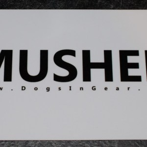Musher Magnet