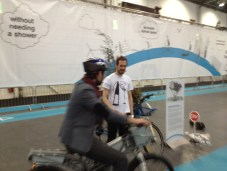 Zed Bikes Test Track
