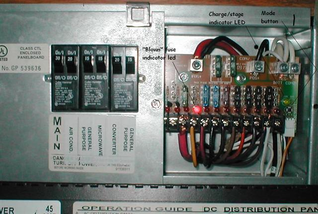 Travel Trailer Converter Wiring Diagram Image Details