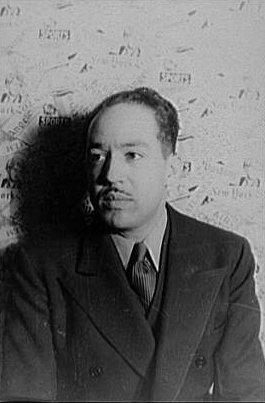 Langston Hughes in 1936 Carl Van Vechten