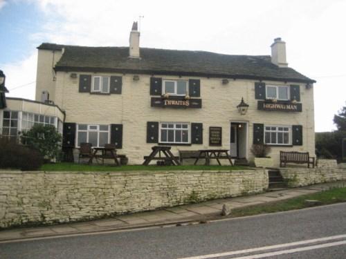 The Highwayman Inn - geograph.org.uk - 353180