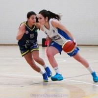 Universitario Campus Ourense vence al lider en la primera femenina
