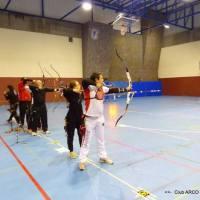 Tiro con arco: Juan Ramon González de Lumelar cuarto en A Coruña