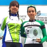 Brais Sendín y Xiana Conde vencedores de la Transgalaica y Copa Galicia de BTT XC