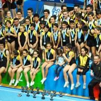 Club Burgas: actuación en el Gallego de Trampolín
