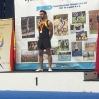Daniel Pérez y Alex Cid del Burgas campeones de España de Doble Minitramp